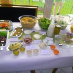 Salate, Soßen und mehr