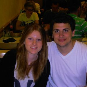Jana und Marius