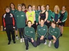 Trainingsgruppe Steffi Kölpin
