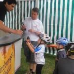 KIDS-Race - Stärkung nach dem Rennen