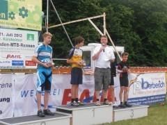 KIDS-Race - die U16-Starter