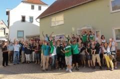 groesster Verein beim Großen Markt 2012