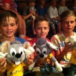 Luca, Lorenz und Luis