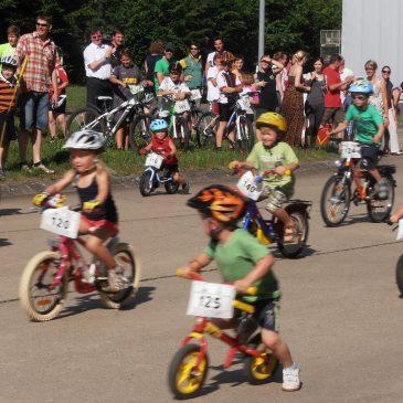 Kidsrace mit neuem Teilnehmerrekord