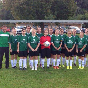 Damenmannschaft Saison 2014/2015