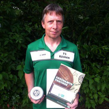 DFB Ehrenamtspreis 2014