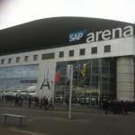 SAP-Arena in Mannheim