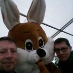 Der Osterhase und unsere Ralfs
