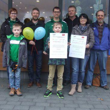 Preisverleihung MuM-Sportjugend-Förderpreis