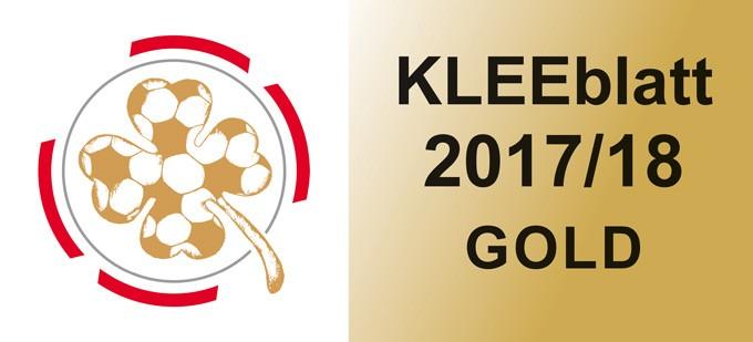 KLEEBlatt Gold 2017/18