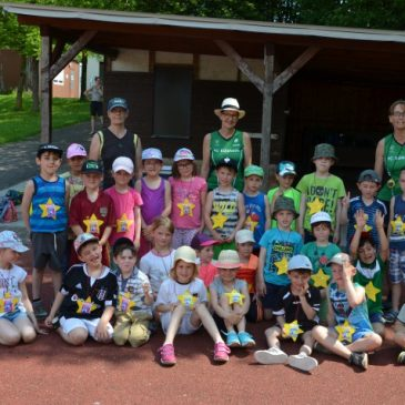 05.06.2019 Kindergarten Sportvormittag