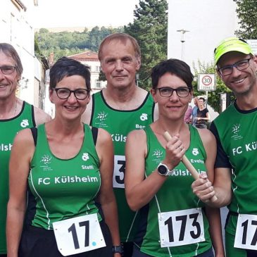9. Umpfertallauf in Unterschüpf, 24.08.2019