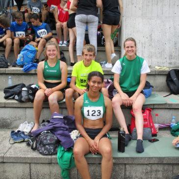 Frankenmeisterschaften in Neckarsulm – 25.07.2021